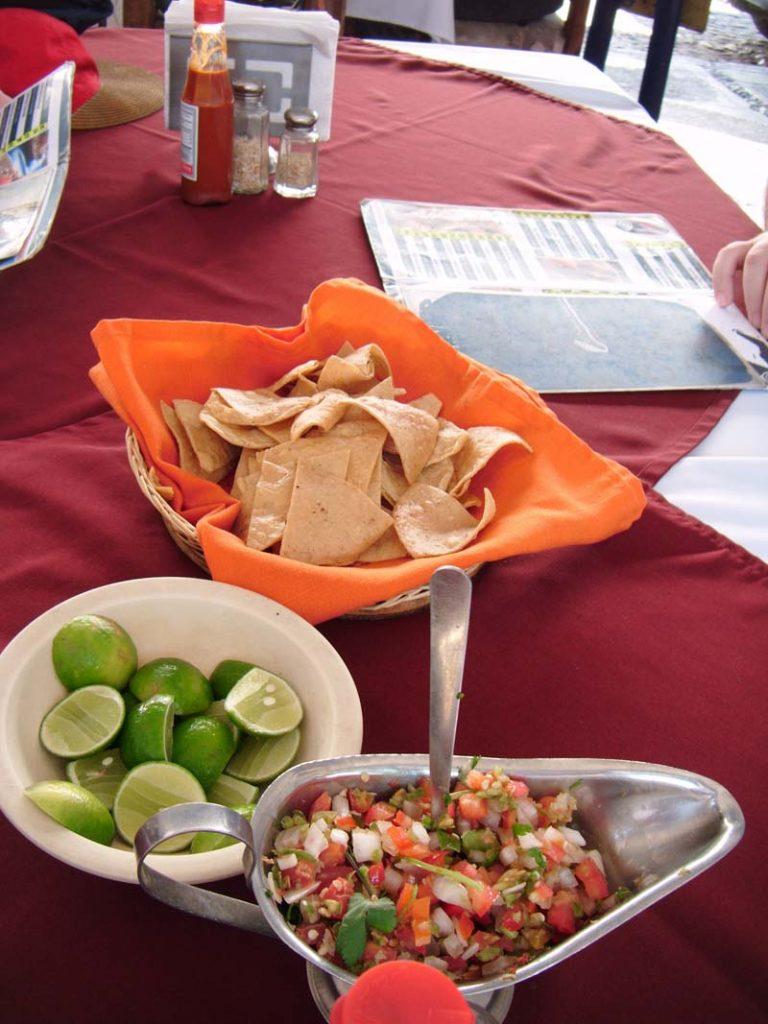 Puerto Vallarta Honeymoon Food Pics