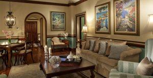 Governor General Oceanfront One Bedroom Butler Suite - GR