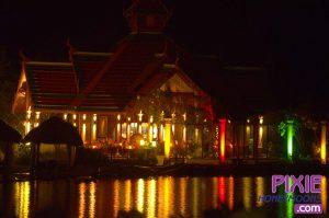 Sandals Private Island Thai restaurant