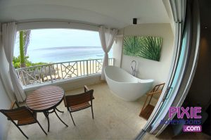Sandals Resort Tranquility soaking tubs
