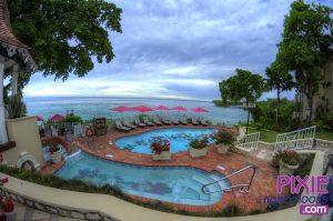 Sandals Hot Tub, Jamaica Royal Plantation Resort
