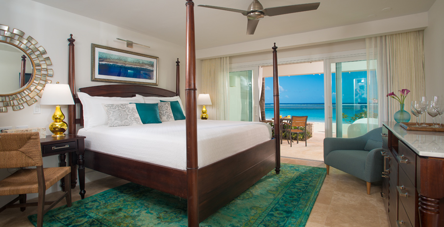 Sandals Royal Caribbean - Windsor Beachfront Club Level Room with Balcony Tranquility Soaking Tub - BT