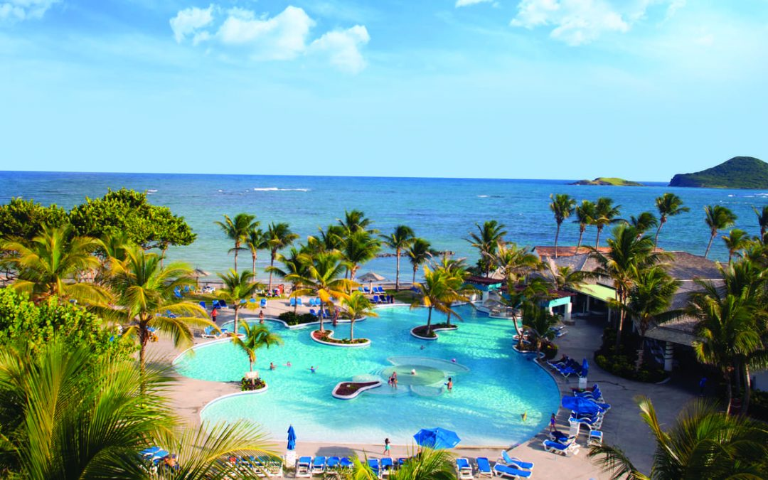 All-inclusive Caribbean Resorts
