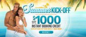 Sandals Resort Summer Discounts