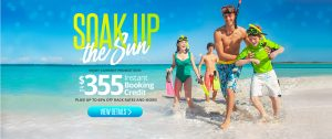 Beaches Resorts Vacation Package