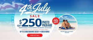 Sandals Resorts Sale July