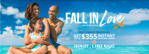 Beaches Resorts Turks and Caico 2019 Vacation discounts