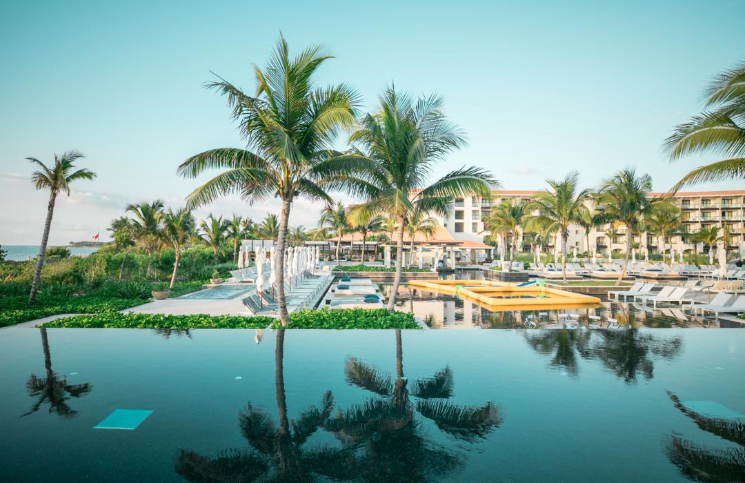 Unico Rivera Maya Resort all inclusive