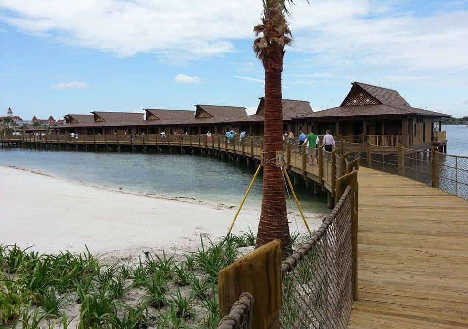 Disney's Polynesian Bungalows, Florida