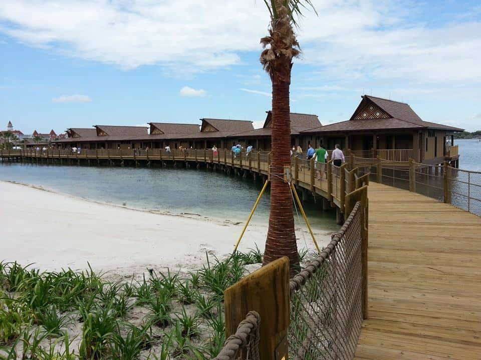 Disney's Polynesian Bungalows, Florida
