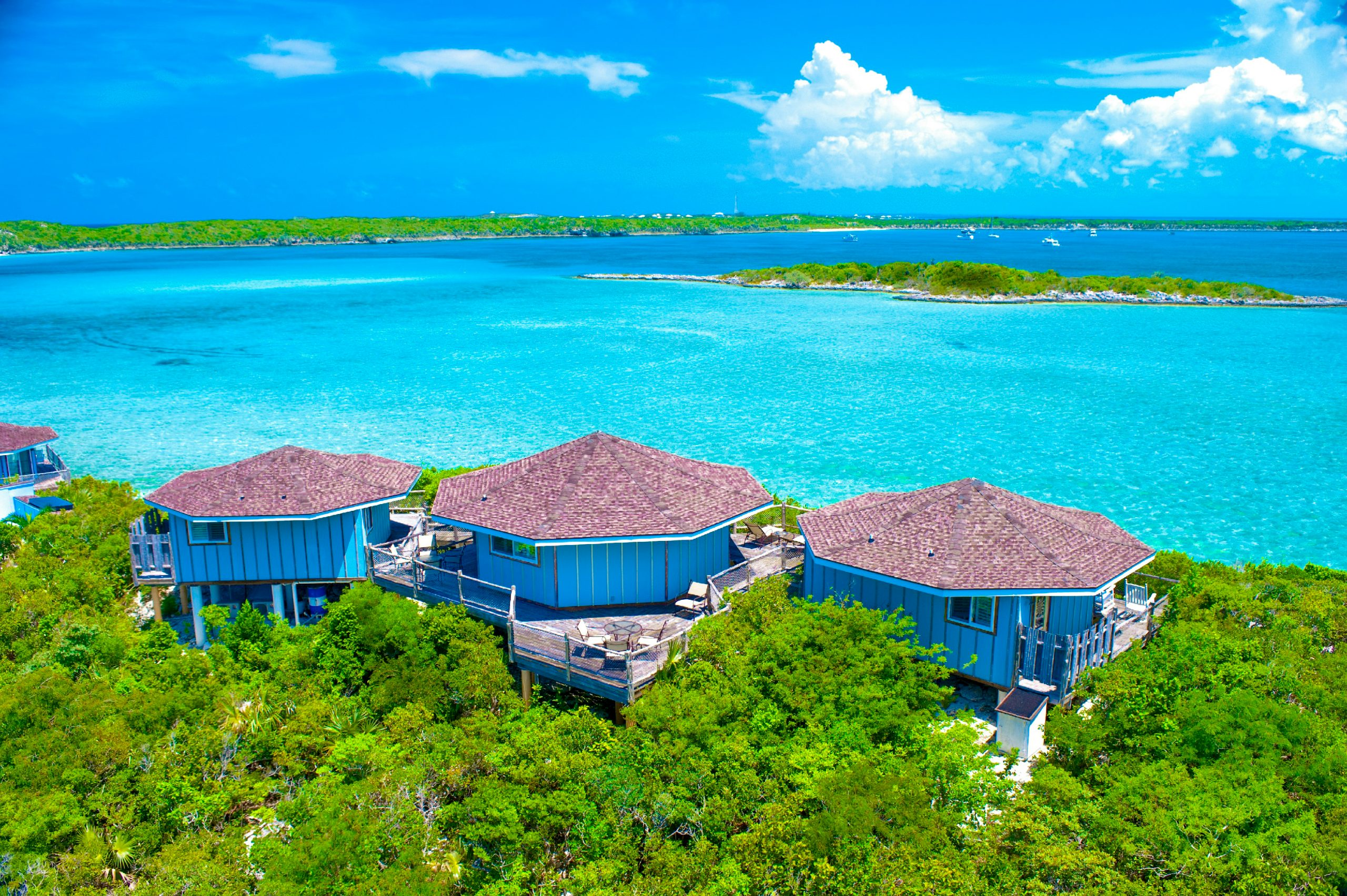 Fowl Cay Bahamas Rooms