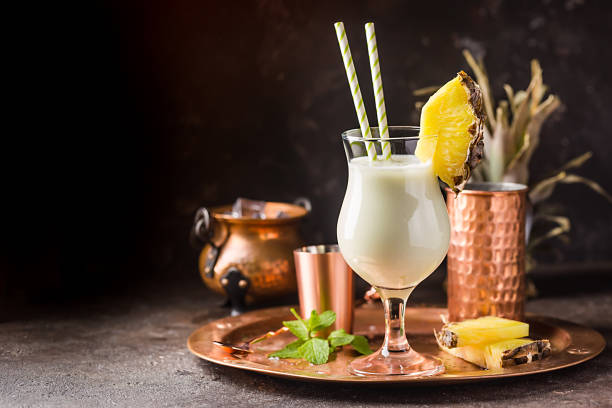 The Best Pina Colada Recipe to Bring the Caribbean Home