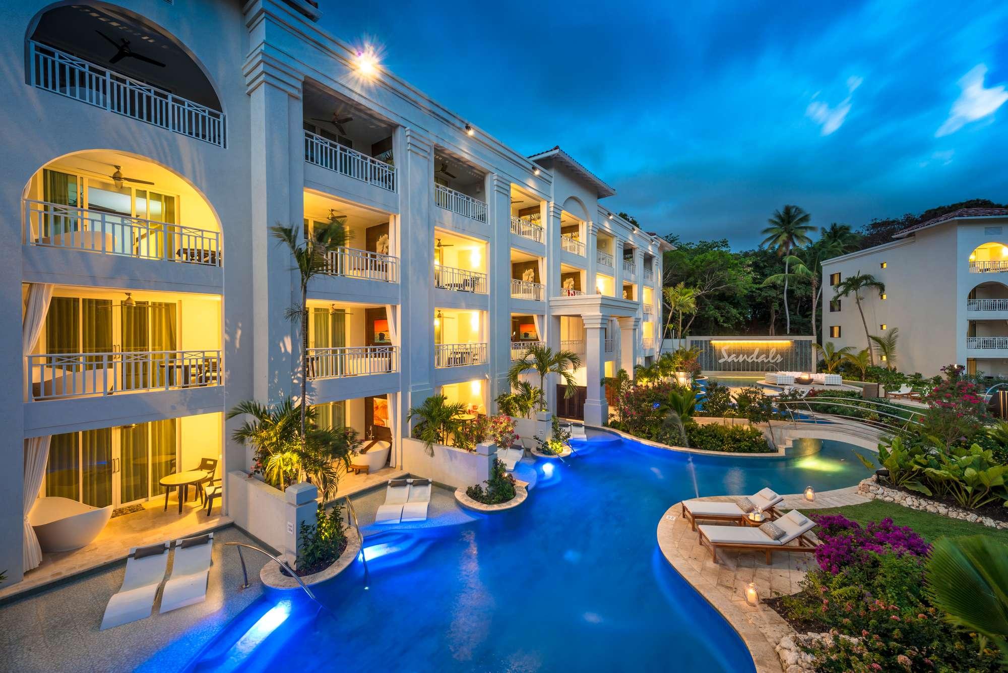 Barbados Sandals Resort